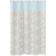 <strong>Sweet Jojo Designs</strong> Hayden Cotton Shower Curtain
