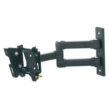 "Multi Position Extending Arm / Tilt / Swivel Wall Mount for 12"" - 25"" Flat Panel Screens"