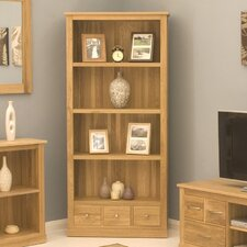 Mobel Large 3 Drawer Bookcase