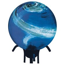 Illuminarie Globe Glows in The Dark Gazing Globe