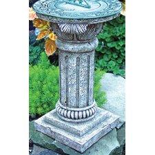 Florentine Globe Pedestal