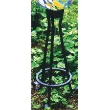 Victorian Gazing Globe Pedestal Stand