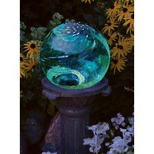 "10"" Ocean Mist Illuminaries Gazing Globe (Set of 2)"