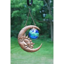 Illuminaries Moon-Sun Suncatcher