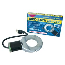 150 Watt Bird Bath Heater De-icer