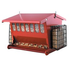 Red Seeds N More Feeder