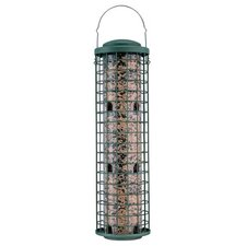 Topflight Fortress Caged Bird Feeder