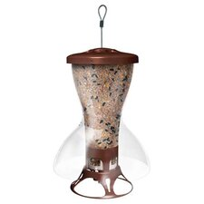 Topflight Squirrel Proof Hopper Bird Feeder