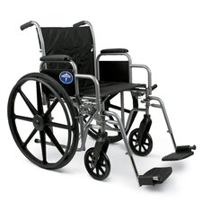 <strong>Medline</strong> Excel K1 Bariatric Wheelchair