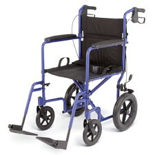 <strong>Medline</strong> Ultra Lightweight Transport Wheelchair