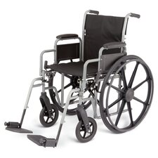 K3 Basic Standard Bariatric Wheelchair