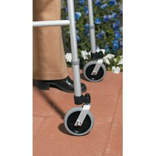 Swivel Caster with Foot Piece Set