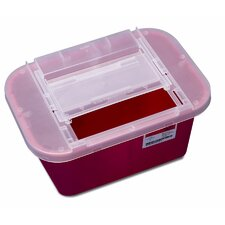 Portable Multipurpose Sharps Container