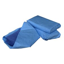 <strong>Medline</strong> Sterile O.R. Towel in Blue (Case of 80)