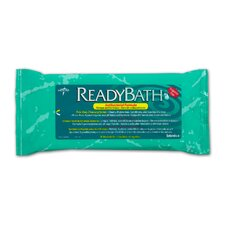 Ready Bath Antibacterial Premium Fragrance Free Cloth (Case of 192)