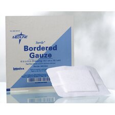 Bordered Gauze (Box of 15)
