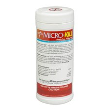 MicroKill Plus 50 Count Germicidal Wipe