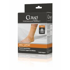 <strong>Medline</strong> Elastic Ankle Support with Open Heel (Case of 4)