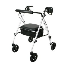 <strong>Medline</strong> Luxe Rollator
