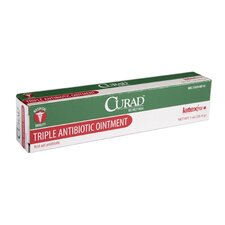 Curad Triple Antibiotic Ointment (Pack of 12)
