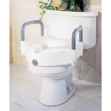 Guardian Locking Raised Toilet Seat