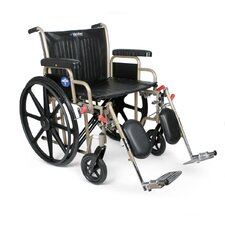 Antimicrobial Heavy-Duty Wheelchair