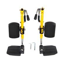 Kidz Elevating Wheelchair Legrest Assembly