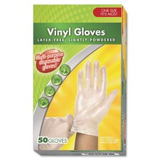 Multipurpose Vinyl Gloves
