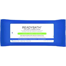 ReadyBath Total Body Cleaning Washcloths (Set of 30)