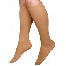 Curad Knee Length Short Compression Hosiery