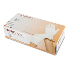 Mediguard Powdered Latex Examination Gloves
