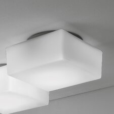 Quadris 2 Light Flush Mount