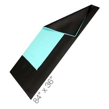 "<strong>Yoga Direct</strong> 0.25"" Extra Long and Extra Wide Yoga Mat"