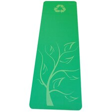 Dragonfly Recycled Rubber Yoga Mat
