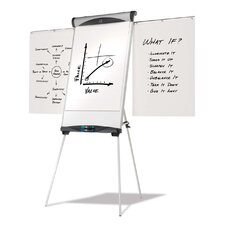Magnetic Dry-Erase Tripod Easel