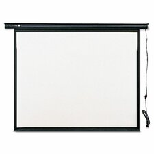 <strong>Quartet®</strong> Electric Wall or Ceiling Mount Projection Screen