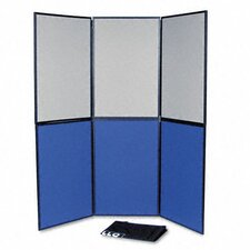 <strong>Quartet®</strong> Showit 6-Panel Display System