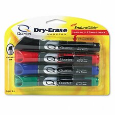 Enduraglide Dry Erase Markers (Set of 4)