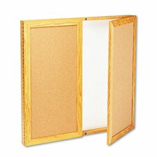 Conference Cabinet 3' x 3' Bulletin Board