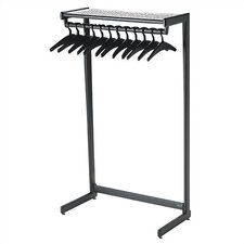 <strong>Quartet®</strong> One-Shelf Garment Rack