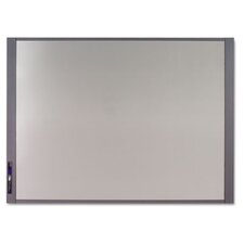 "<strong>Quartet®</strong> Inview  47"" Wide Custom Whiteboard"