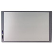 "<strong>Quartet®</strong> Inview 37"" Wide Custom Whiteboard"