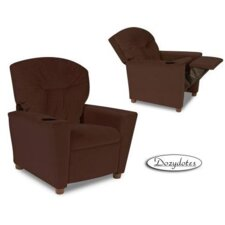 Cup Holder Kid's Recliner