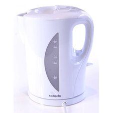 1.7L Cordless Kettle with Safety Lock Lid