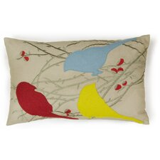 Kaleidoscope Songbird Cushion