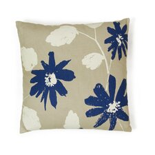 Azure Flora Cushion