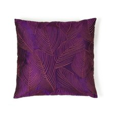 Aurora Palm Leaf Cushion