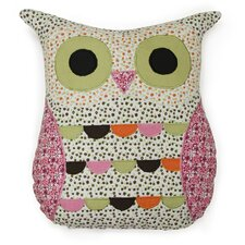 Woodland Owl Buddy Cushion