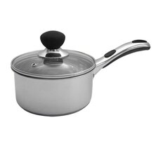 Easy Grip 16cm Pan in Stainless Steel