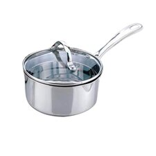 Aspire 18cm  Saucepan in Stainless Steel